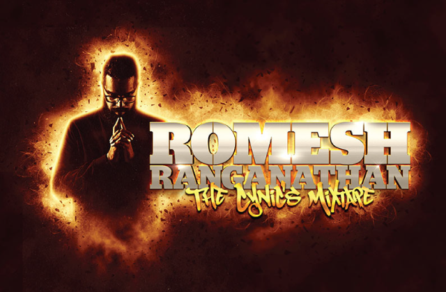 Romesh Ranganathan | The Cynic's Mixtape
