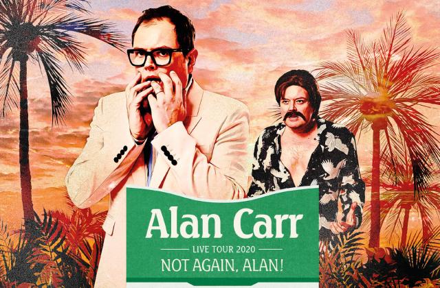 Alan Carr   Not Again, Alan!