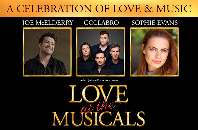 CANCELLED | Love at the Musicals