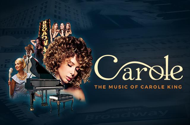 CANCELLED   Carole   The Music of Carole King